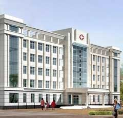中医院大楼